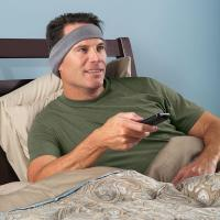 TV & Video The Comfortable TV Listening Headband.