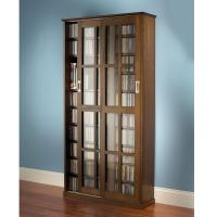 Quality TV & Video The Sliding Door 1,044 CD/468 DVD Library. for sale