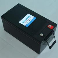 Quality 12v 200ah Lithium Solar Battery GSL12200 for sale