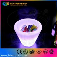 Buy cheap LED ice bucket BZ-FL004 from Wholesalers