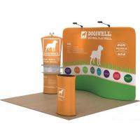Quality Fabric Trade Show Booth for sale
