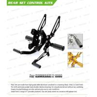 Quality REAR SETS FOR KAWASAKI Z1000 for sale