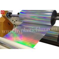 Buy cheap Laser Hologram Thermal Laminating Film from wholesalers