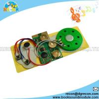 Quality SM-203 Recordable sound chip for greeting card for sale
