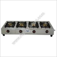 Quality Biogas Four Stove Burners for sale