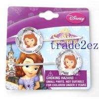 Quality 2016622143427Disney Princess Sofia the First Snap Girls Hair Clip for sale