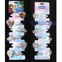 Quality 201662214556Frozen Anna/Elsa Girl Dancing Hairpin Hair Clips for sale