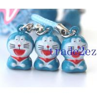 Quality 2016622145756Doraemon Anime Cartoon Strap & Bell Charms 3-Style for sale