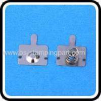 Quality Products Spring steel battery contact and spring for sale