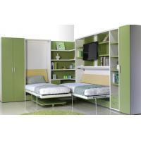 Quality Multifunctional MDF Modern Wall Bed Furniture Single Size With Study Table for sale