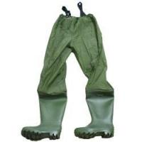 Quality Nylon/pVC chest waders fishing clothing for sale