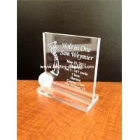 Quality Cosmetic Display Acrylic Awards for sale