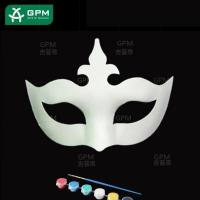 Quality DIY Painting Party Face Mask(Crown) for sale