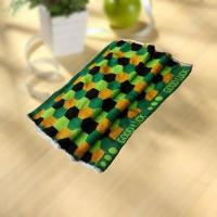 Buy cheap 100% Green Cotton Hair Towel For Bath Room from wholesalers