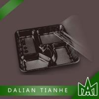 High quality plastic food container compartment
