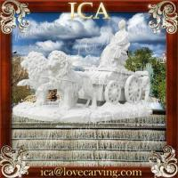 Buy cheap big marble statue sculpture project fountain for square wm0091 from wholesalers