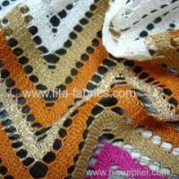 Quality Loose jacquard mesh cloth for sale