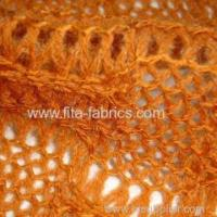 Quality Fancy knitting fashion fabric for sale