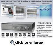 Buy cheap 16 Channel DVR Full D1 Real Time H2.64 Dual Stream W/1TB HDD from wholesalers