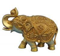 Buy cheap Decorative Elephant Statue in Antique FinishItem Code from wholesalers