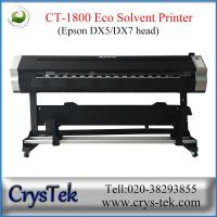 Quality CRYSTEK CT-1800 eco solvent printer for sale
