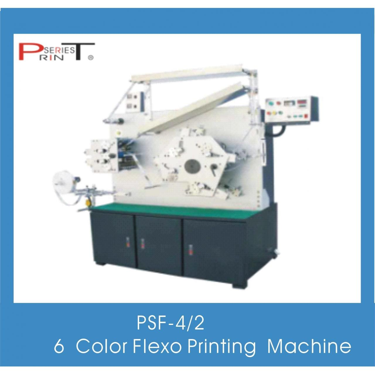 Quality 6 Color Flexo Printing Machine for sale
