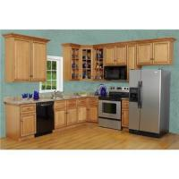 Staining or glazing finished cabinets quality staining for Kitchen cabinets 999