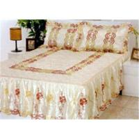 Buy cheap Cotton printed bedspread from Wholesalers