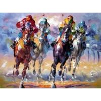 Quality Oil Painting P_Sports_IP3_04 for sale