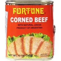 Fortune Corned Beef 12oz.