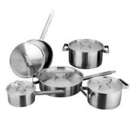 Buy cheap stainless steel cookware sets from Wholesalers
