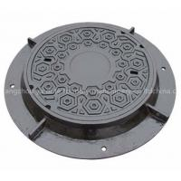 Buy cheap square manhole cover,casting manhole cover from Wholesalers