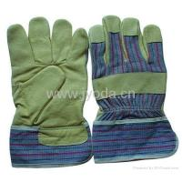 Quality pigskin leather gloves-88PASA for sale