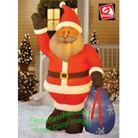 China African American Black Santa Claus on sale