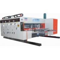 Quality printing slotter die-cutting machine for sale