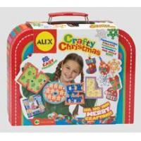 Quality Arts & Crafts Alex Toys Crafty Christmas for sale