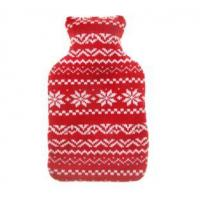 Nordic Snowflake Hot Water Bottle - Assorted