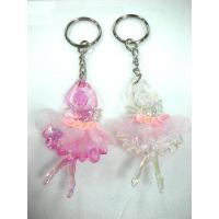 Quality Ballet Dancer Keychain for sale
