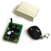 China Wireless 433MHz 2 Channel RF Remote Control Switching Module System 200m for Car Home on sale