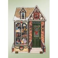 Quality Byers' Choice - Toy Shoppe Backdrop for sale