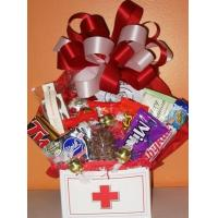 Quality In Case of Emergency Gift Basket for sale