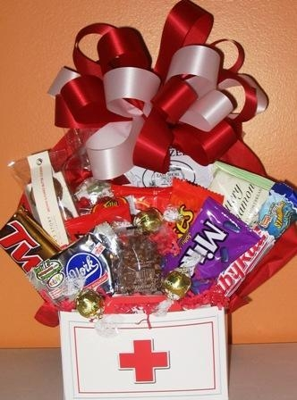 Buy In Case of Emergency Gift Basket at wholesale prices
