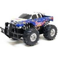 China New Bright RC 1:14 Scale Monster Truck Refurbished on sale