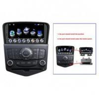 2 Din HD car DVD for Chevrolet Lacetti II Support Wireless Transmission Technolo