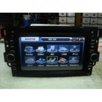Quality Car GPS DVD Player for Chevrolet Epica with 800 x 480 Pixel + Touch Screen for sale