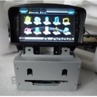 Quality 7 Inch Chevrolet Cruze Car DVD Player with Canbus Steering + WinCE 6.0 for sale