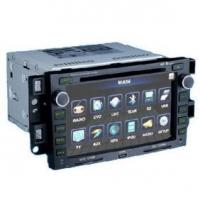 Quality Chevrolet Captiva Car DVD Player + GPS Navigation with 800 x 480 Pixels for sale