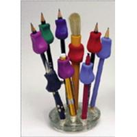 Quality Arts and Crafts PENCIL GRIPS 1 DOZEN PACK for sale