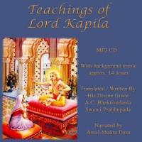 AUDIOBOOKS Teachings of Lord Kapila MP3