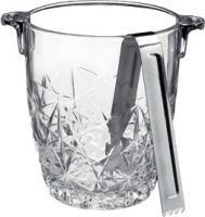 Quality Dedaldo Ice Bucket with Tongs for sale